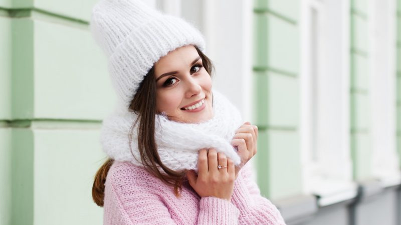 Winter caps to make you look beautiful