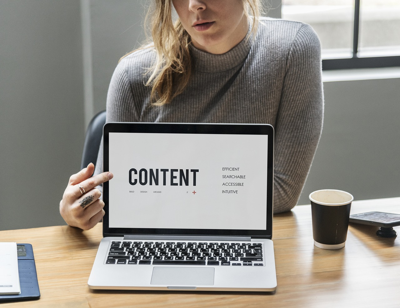 The Importance of High Quality Web Content