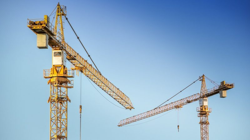 Effective Industrial Uses Of The Various Types Of Cranes