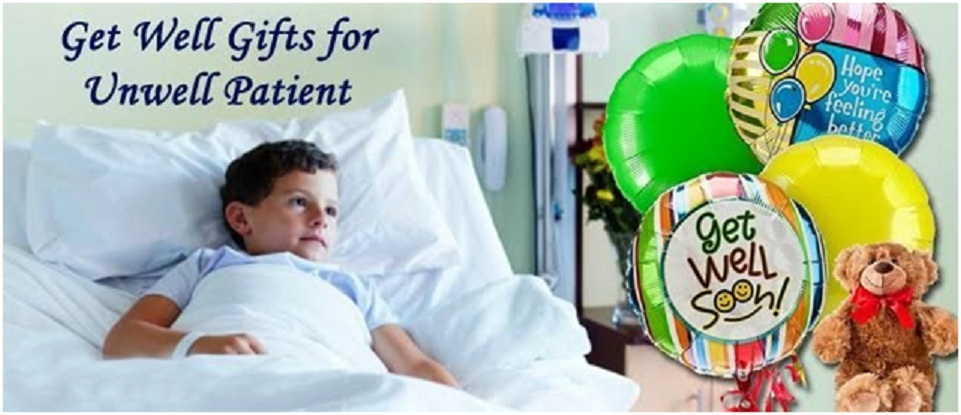 Top 3 Inspirational Get Well Gifts for Sick Patient