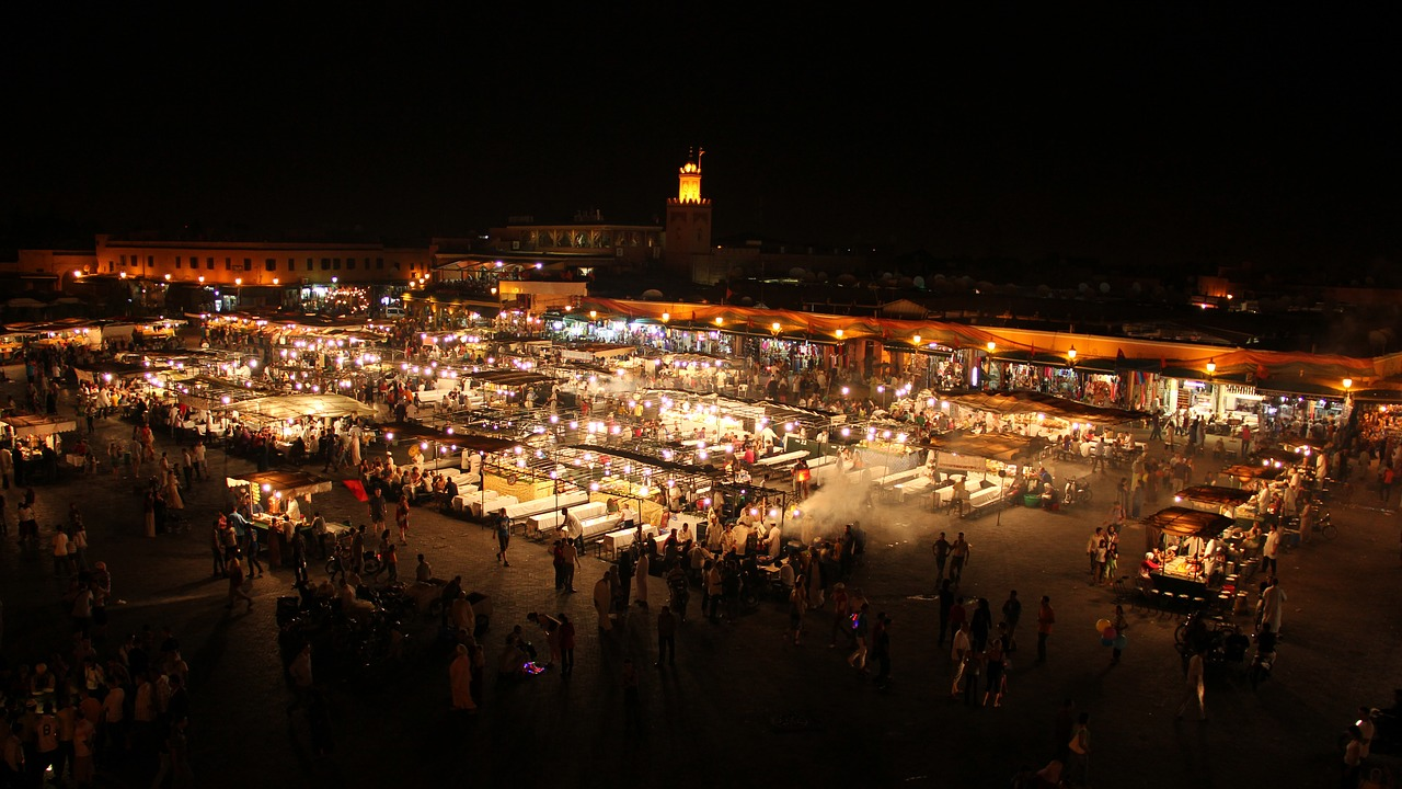 Where to Enjoy a travellers Night Out in Morocco