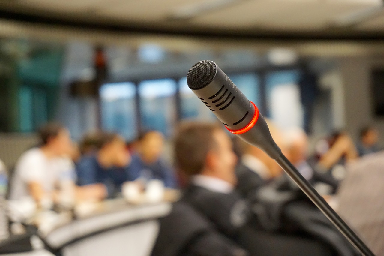 Things to keep in mind while Public Speaking