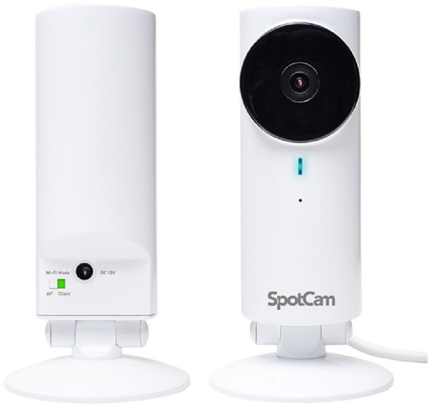 SpotCam Cloud Based Home Surveillance