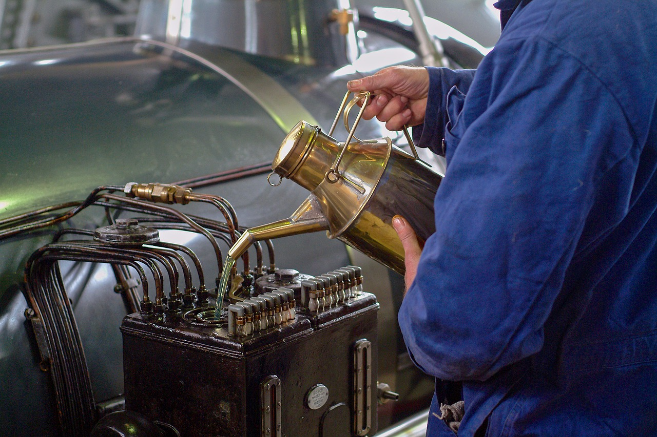 All you Need To Know About Synthetic Oil