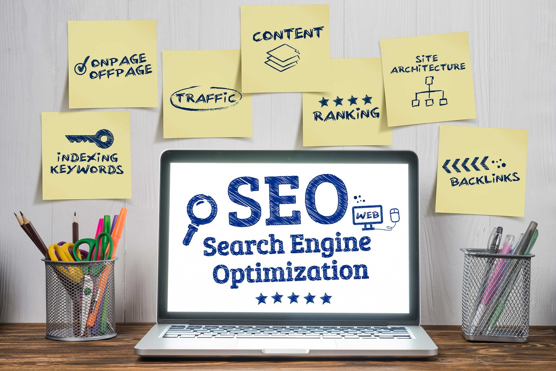 5 Reasons Why Your Business Needs Search Engine Optimization!